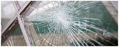 Shildon Smashed Glass